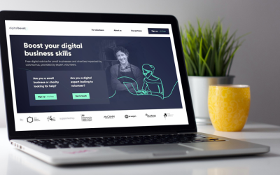 Delighted to announce the launch of Digital Boost